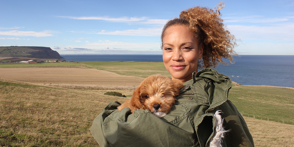 Coastal Walks With My Dog
