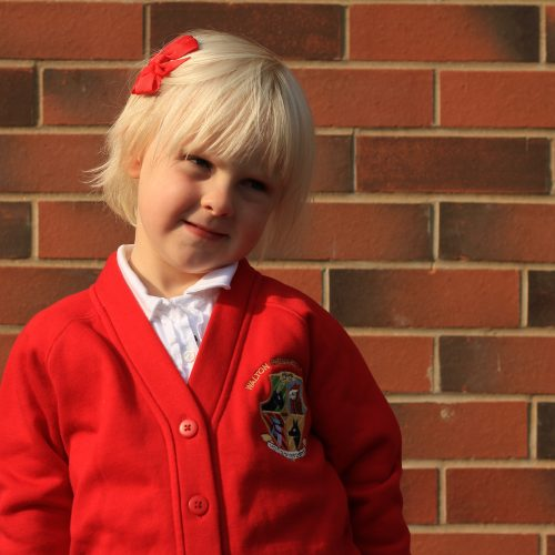 First Day at Big School
