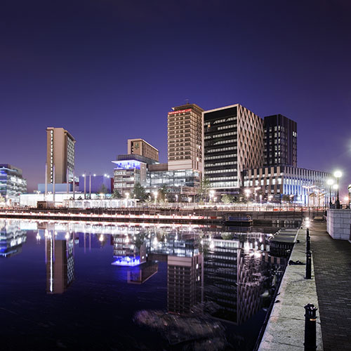 True North partners with Flix for MediaCityUK facility