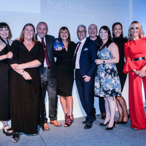 Mystery Solved! True North Wins O2 Media Award For C4 Doc