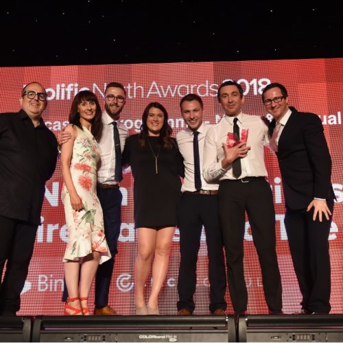 The Yorkshire Dales and The Lakes takes top spot at Prolific North Awards