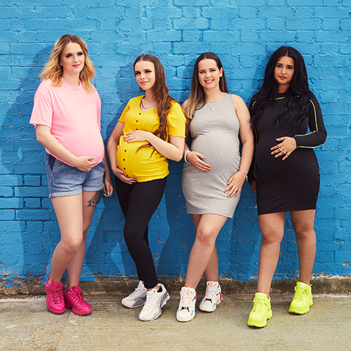 Teen Mom UK: Young & Pregnant