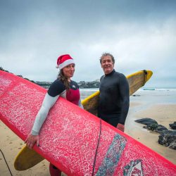 Devon and Cornwall at Christmas