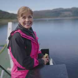 Darcey Bussell's Wild Coasts of Scotland