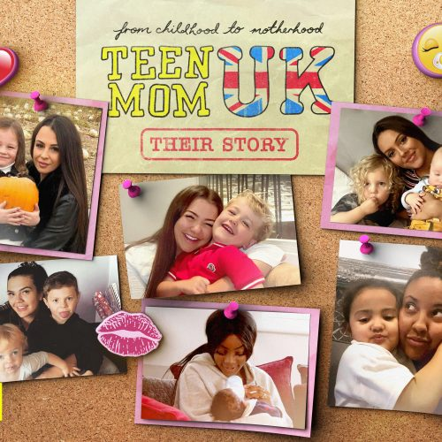 Teen Mom UK: Their Stories