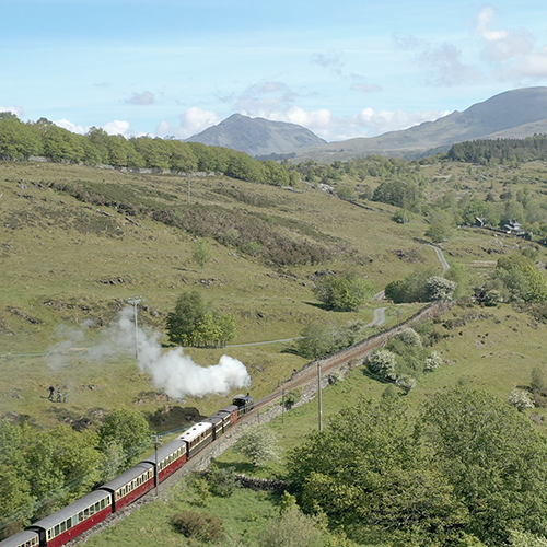 Epic Wales: Valleys, Mountains & Coasts
